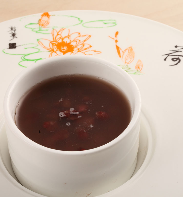 Sweetened Red Bean Paste with Orange Peel, 陈皮红豆沙